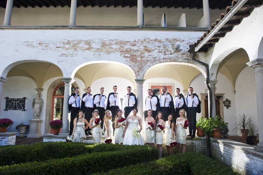 105 Grain Exchange Villa Terrace Wedding Photos   Carly and Andrew