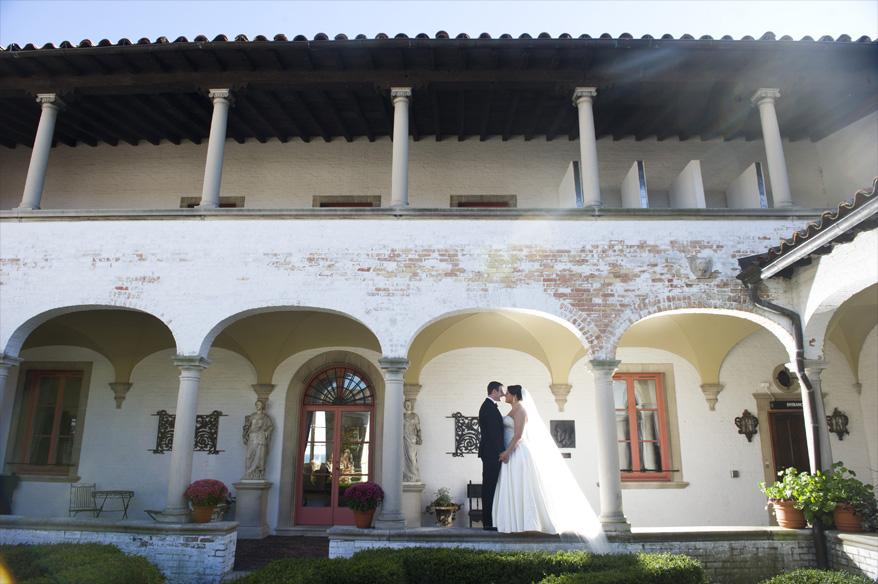 1110 Grain Exchange Villa Terrace Wedding Photos   Carly and Andrew