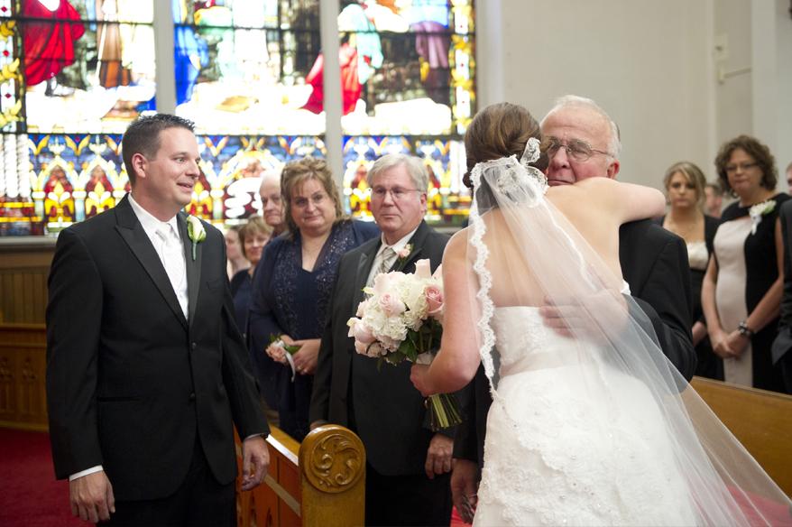 13 Modern Milwaukee Wedding Photographer   Harley Chrome   Grace Church   Karie and Matt