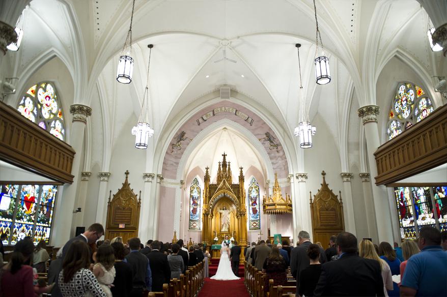 15 Modern Milwaukee Wedding Photographer   Harley Chrome   Grace Church   Karie and Matt