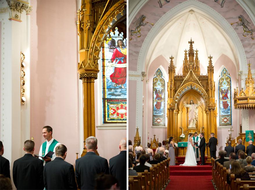 17 Modern Milwaukee Wedding Photographer   Harley Chrome   Grace Church   Karie and Matt