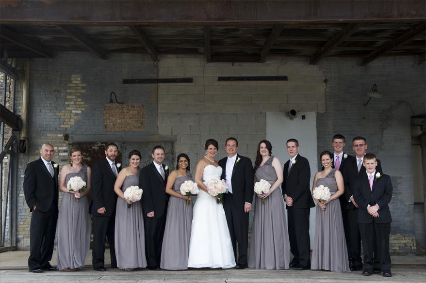 21 Modern Milwaukee Wedding Photographer   Harley Chrome   Grace Church   Karie and Matt