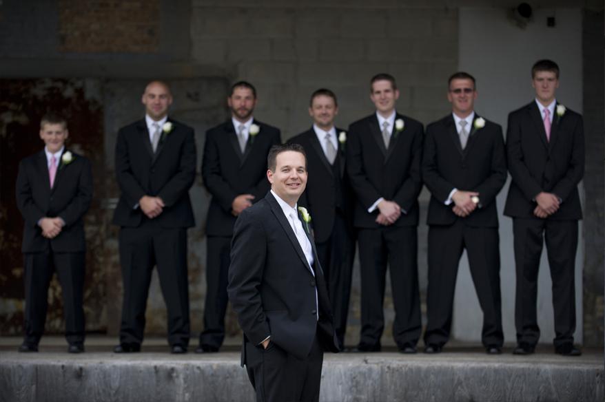 21f. Modern Milwaukee Wedding Photographer   Harley Chrome   Grace Church   Karie and Matt