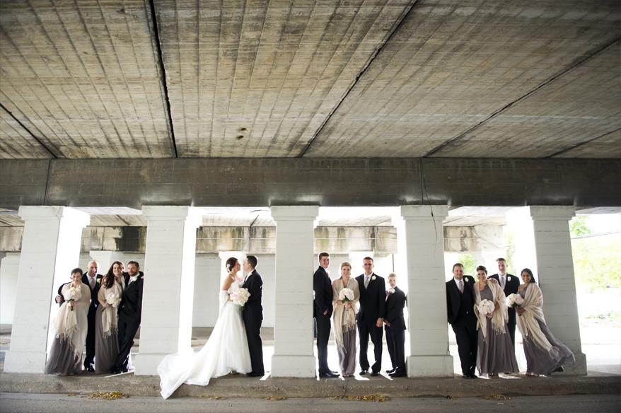 23 Modern Milwaukee Wedding Photographer   Harley Chrome   Grace Church   Karie and Matt