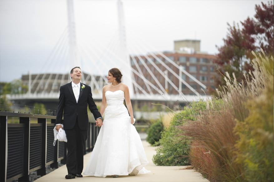 26b Modern Milwaukee Wedding Photographer   Harley Chrome   Grace Church   Karie and Matt