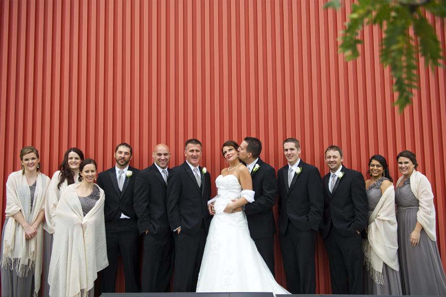 29 Modern Milwaukee Wedding Photographer   Harley Chrome   Grace Church   Karie and Matt
