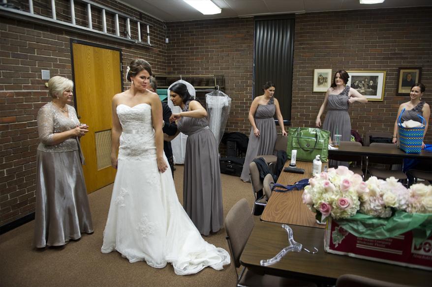 3 Modern Milwaukee Wedding Photographer   Harley Chrome   Grace Church   Karie and Matt