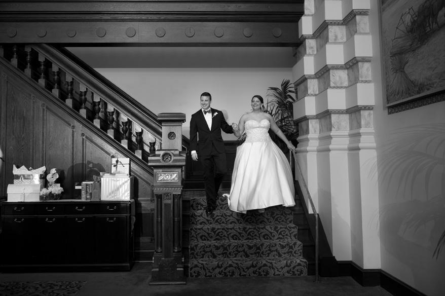 305 Grain Exchange Villa Terrace Wedding Photos   Carly and Andrew