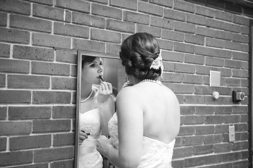 4 Modern Milwaukee Wedding Photographer   Harley Chrome   Grace Church   Karie and Matt