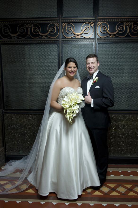 410 Grain Exchange Villa Terrace Wedding Photos   Carly and Andrew