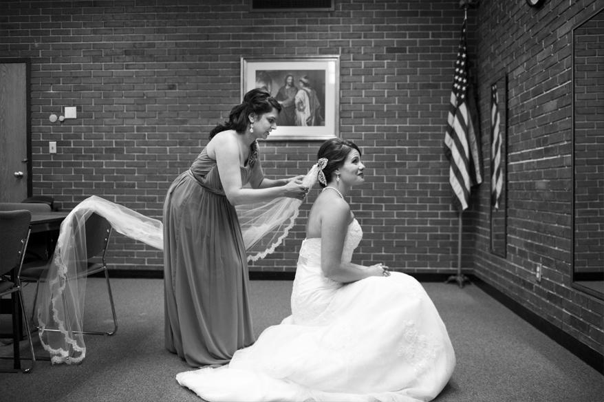 7 Modern Milwaukee Wedding Photographer   Harley Chrome   Grace Church   Karie and Matt