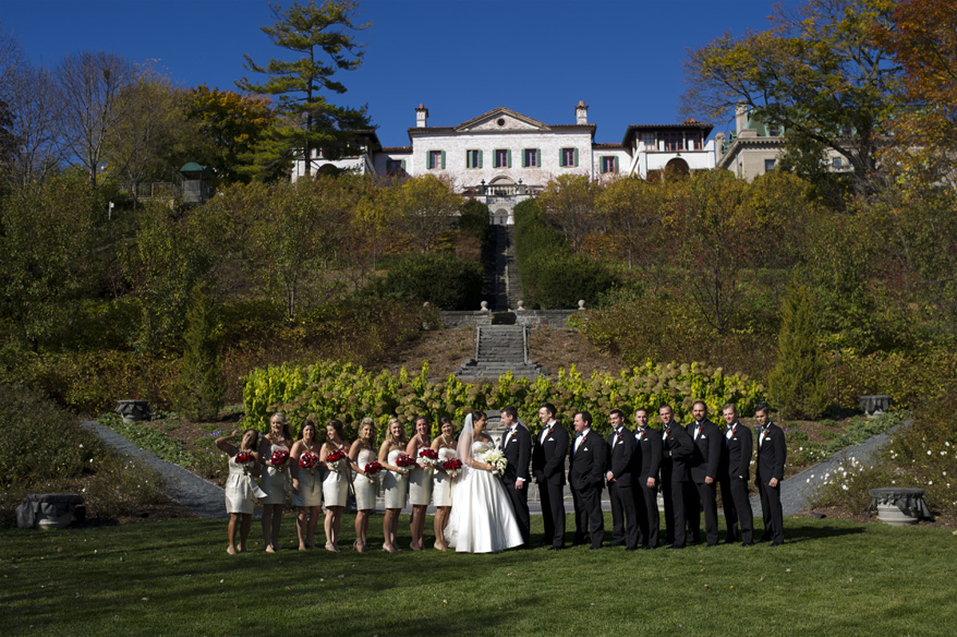 79 Grain Exchange Villa Terrace Wedding Photos   Carly and Andrew