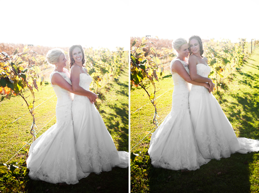 a2 Gay Marriage Wisconsin Milwaukee Photographer   Over the Vines   Robyn and Chrissy