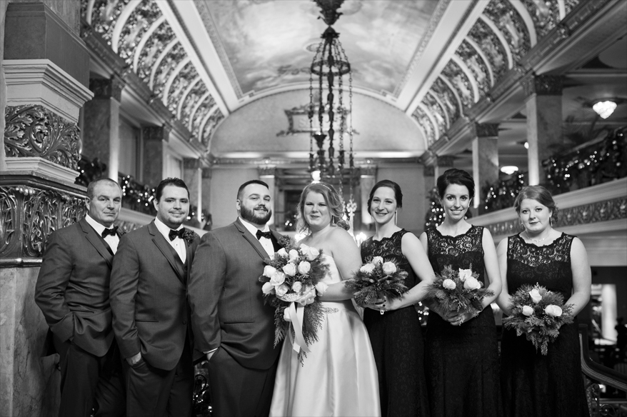 Pfister Bridal Party Evening